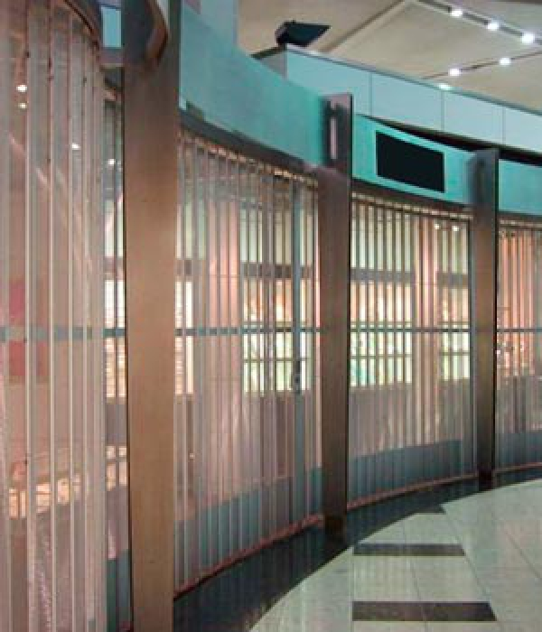 CHI 9200 Easy Grilles and Closures